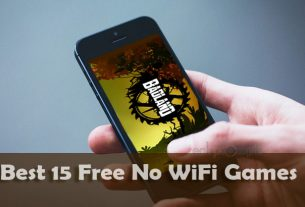 No WiFi games