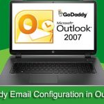 GoDaddy Email Configuration in Microsoft Outlook 2007