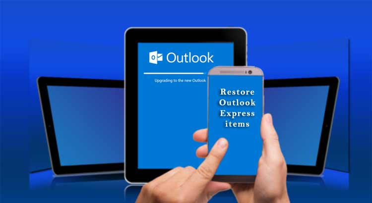 How to Restore and Import Email Data in Outlook Express?