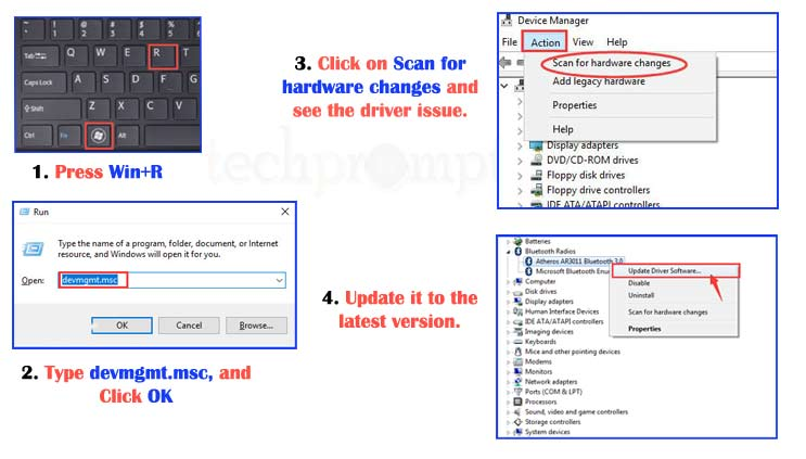 How to Fix Windows 10 Driver Bugs and Issues? Tech Prompts