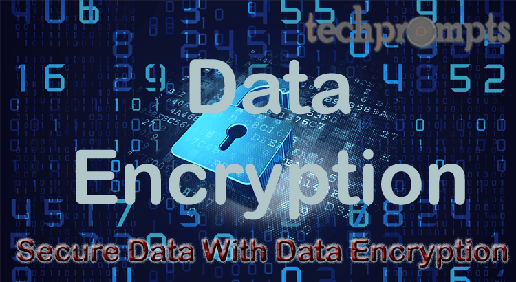 Secure Data With Data Encryption