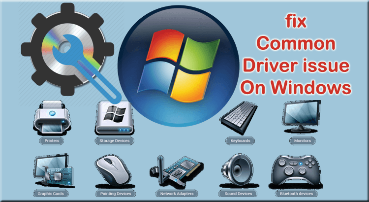 fix Common Driver issue On Windows