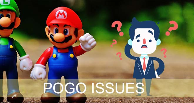 POGO ISSUES