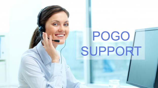 POGO SUPPORT