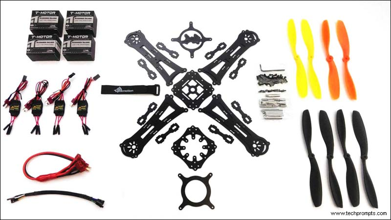 How to Assemble a DJI Drone
